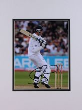 Stuart Broad Autograph Photo